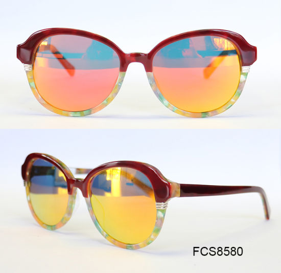 Acetate Fashion Style Top Quality Resonable Price Sunglasses