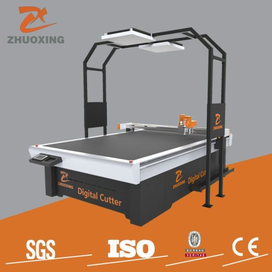 Wholesale Price Automatic Plastic Car Mat CNC Cutting Machine Made in China