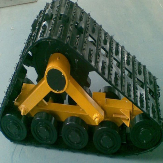 Customize Rubber Track Systems for 2.5 Tons Vehicle H5yl-280 pictures & photos