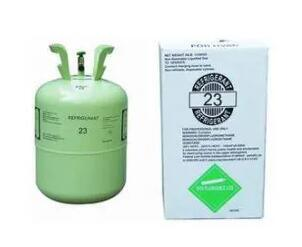 Refrigerant Gas R23 with Disposable Cylinder and High Purity