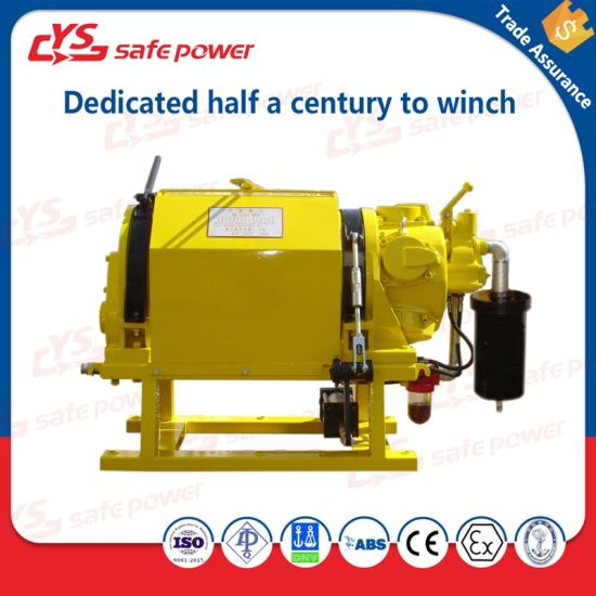 China 90kn Capacity Automatic Air Cylinder Brake Compressed