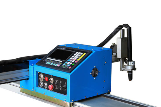 Cheap Price Chinese Small CNC Flame Plasma Cutting Machine pictures & photos