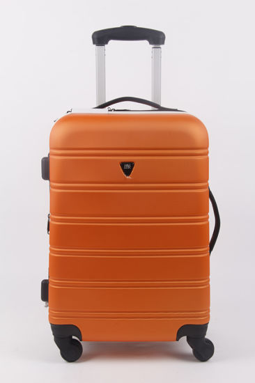 Light Weight 3 PCS Trolley Case Fashion Design