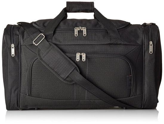 Customs Weekender Overnight Sports Duffle Gym Duffel Luggage Travel Bag