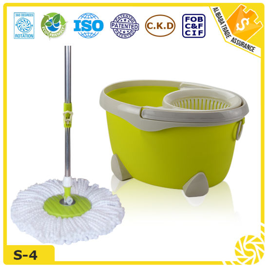 New Design Easy Life 360 Spin Magic Mop