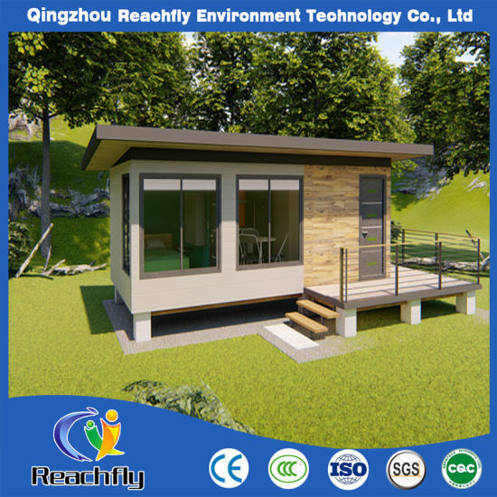 High Quality Prefabricated Wooden House Prefab Homes
