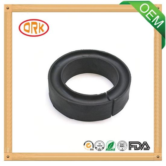 Black Silicone Heat Resistant Rubber Spacer pictures & photos
