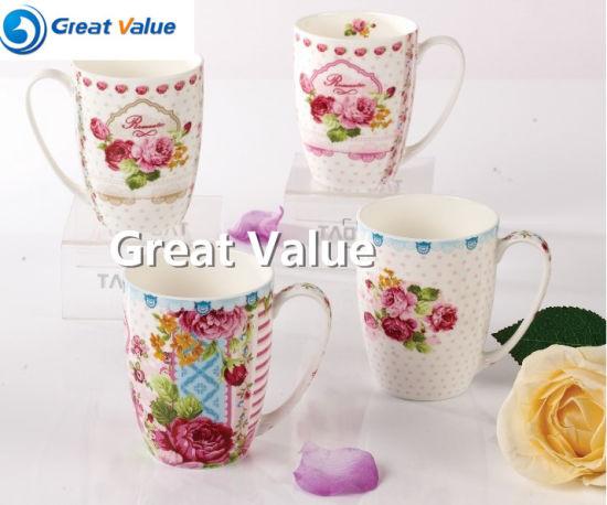 Wholesale Promotional Ceramic Custom Mugs