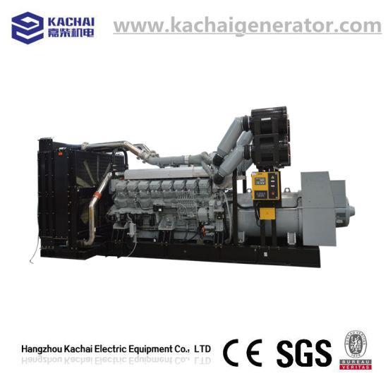 Mitsubishi/Sme Diesel Engine Genset Generator Set Japanese Original Engine