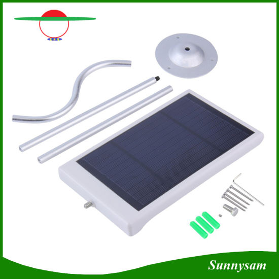 Solar Powered 15 LED Street Light Solar Sensor Garden Light Outdoor Path Spot Wall Emergency Lamp
