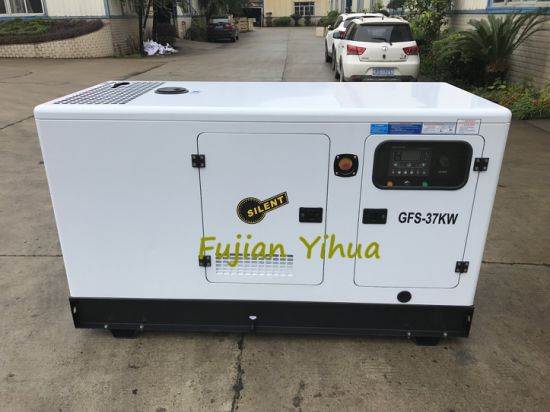 Excellent Quality! Yanmar Silent Japanese Diesel Generator pictures & photos