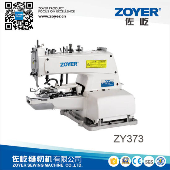 Zy373 Button Attaching Industrial Sewing Machine