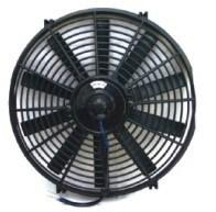 16 Inch 12V/24V Universal Condenser Cooling Electric Motor Fan