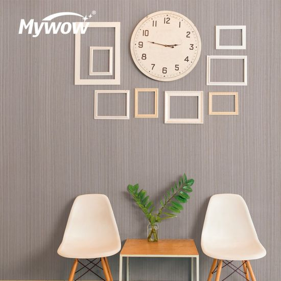 Mywow Textile Feeling Plain Big Size Wallpaper Wallcovering
