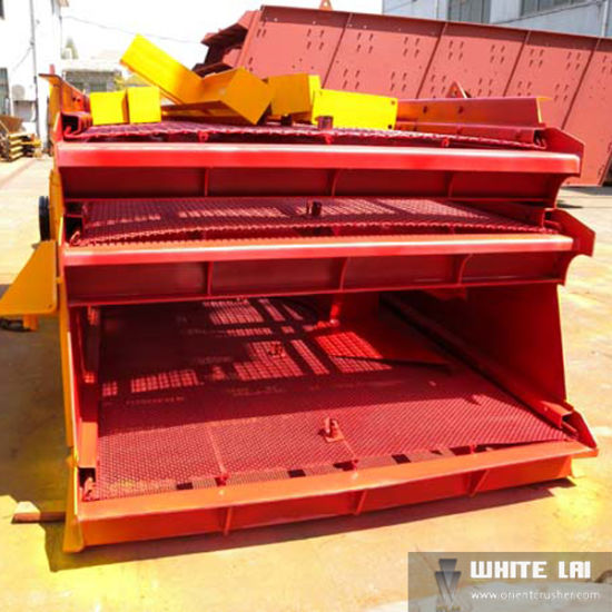 Circular Vibrating Screen with ISO Certificate (3YK-1854) pictures & photos