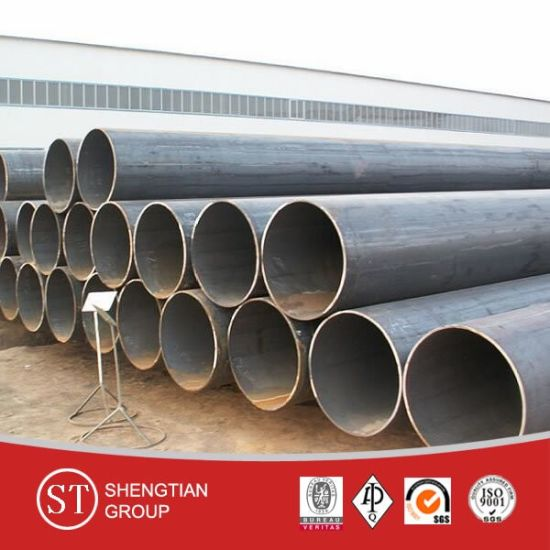 API 5L Welded Steel ERW Boiler Pipe pictures & photos