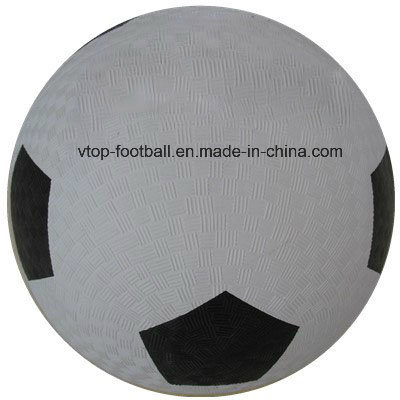 New Design Rubber Material Pg8.5 Playground Ball