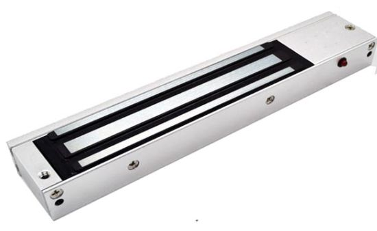 China Electric Magnetic Lock For Single Glass Door China Electro