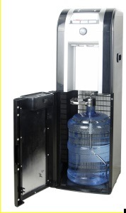 Bottom-Loading Water Dispenser Compressor Cooling pictures & photos
