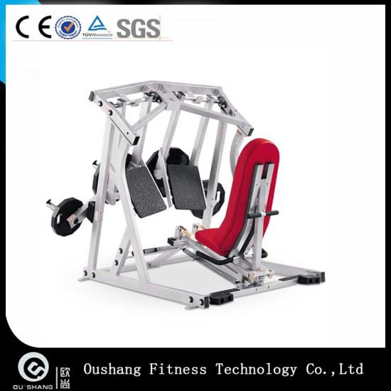 OS-H031 Hammer Strength Plate Loaded ISO-Lateral Leg Press Fitness Gym Equipment