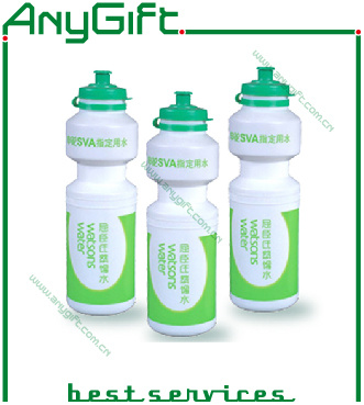 AG Plastic Sport Bottle with Customized Color pictures & photos