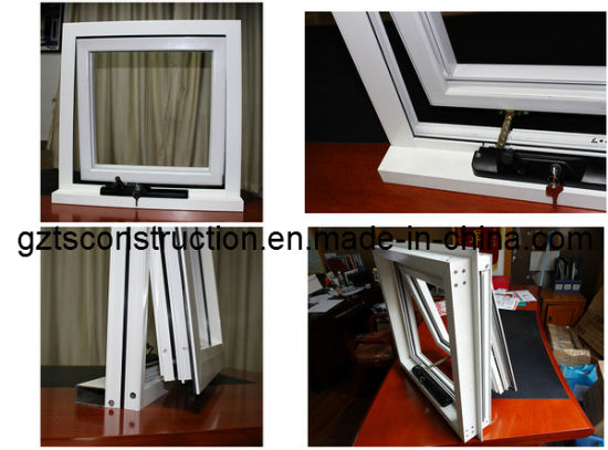 Double Glazing Aluminium Windows, Awning Window with AS/NZS2208 pictures & photos