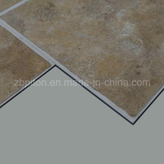 China Easy Install Click Pvc Vinyl Floor Tile China Pvc Vinyl