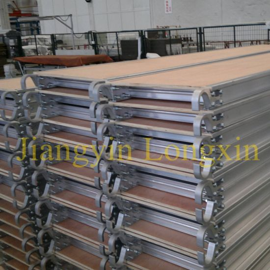 Aluminium Scaffold Walkboard pictures & photos