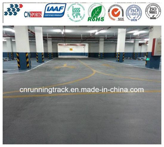 Non-Slip Soundproof Economical Factory Rubber Flooring pictures & photos