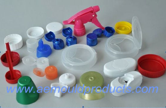 Plastic Injection Mould for DIY Plastic Bottle with Crystal Cap pictures & photos