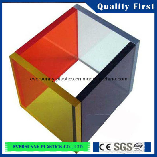 China Transparent Color Acrylic Sheets for Advertising and Signs ...