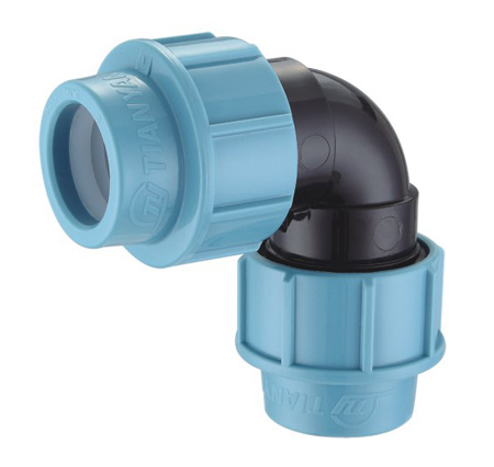 Irrigation System PP Compression Fittings Saddles pictures & photos