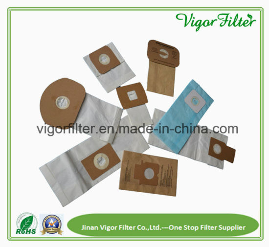 Commercial Vacuum Cleaner Bags for Style Ls Upright PF82hf Model pictures & photos