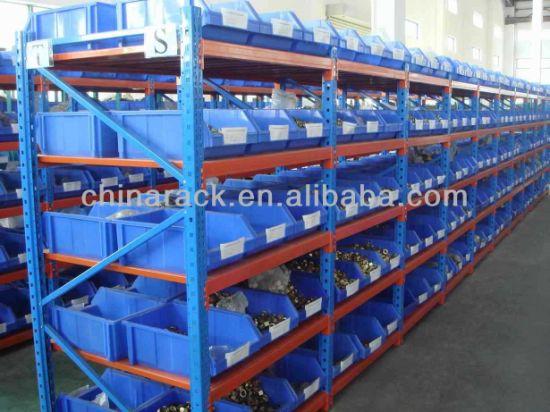 china warehouse storage medium duty bin shelves jw cn140755