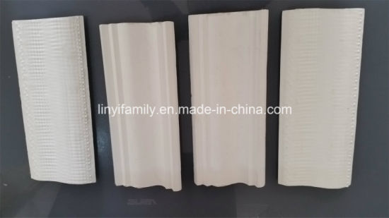 Machine Made Gypsum Cornice with Aluminum Mold pictures & photos