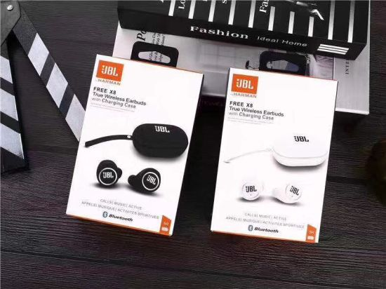 China New Original Wireless Bluetooth Earbuds For Jbl Free X8 X9 China Earphone And Gear Lconx Price