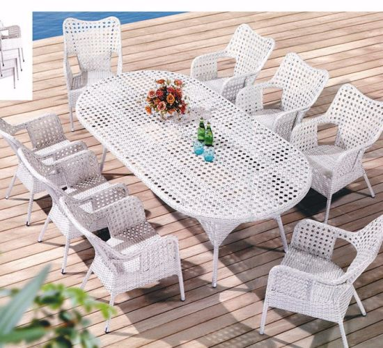 Rattan Wicker Table and Chairs furniture