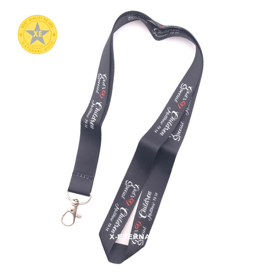 Personalised Printed Polyester Neck Strap with ID Card Holder pictures & photos