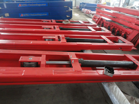 China Alignment 4 Post Vehicle Lifter