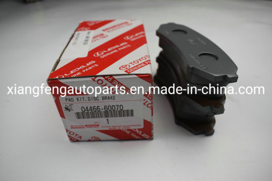 Best Brake Pads >> Best Abrasive Brake Pads 04466 60070 For Toyota Land Cruiser