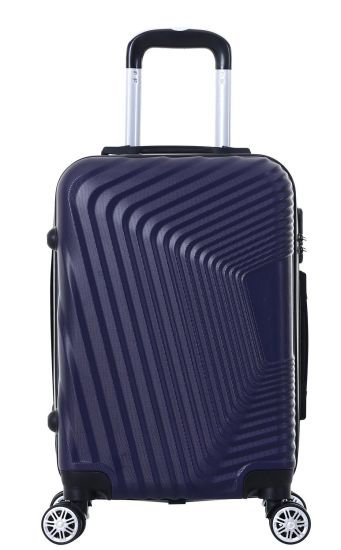 New Design ABS Trolley Case, Iron Trolley Luggage Xha152