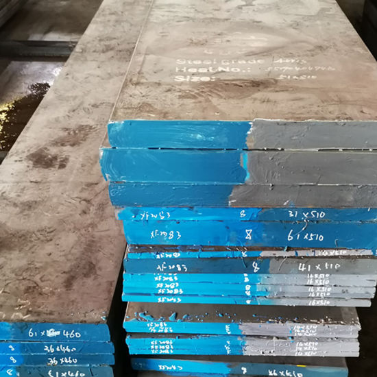 1.2083 S136 4Cr13 4420 Annealed Corrision-resistant Plastic Mould Steel