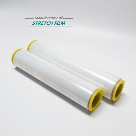 LLDPE and PE Hand Stretch Film pictures & photos