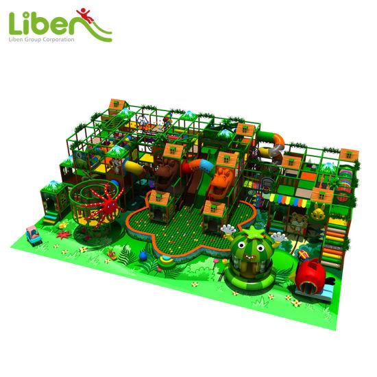 Amusement Children Space Indoor Playground Equipment Children Games