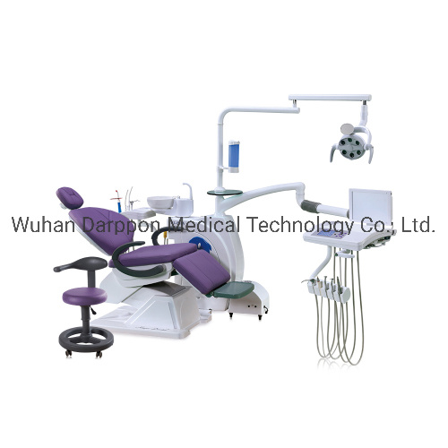 Medical Equipment Colorful Hospital Dental Unit pictures & photos