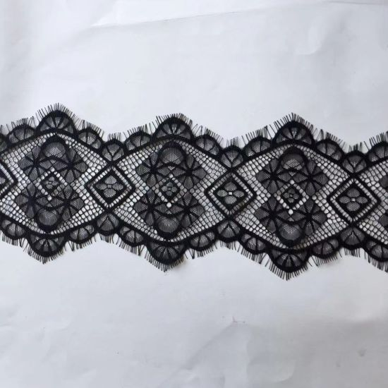 The Latest Fashion Eyelash Lace Trim 14cm