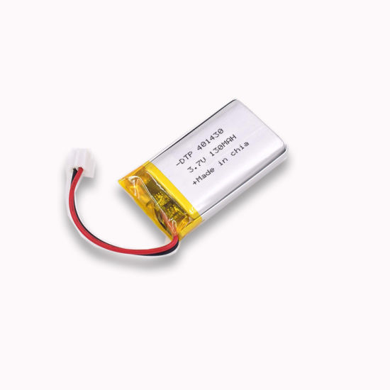 3.7V 130mAh Rechargeable Lion Batteries Battery Lipo Battery for Toys