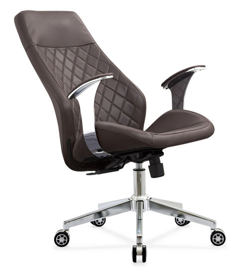 General Use Traditional Office Pu Leather Computer Task Chair High Back Office Chair Home Office Desk Chair China Executive Office Chair Office Leather Chair Made In China Com