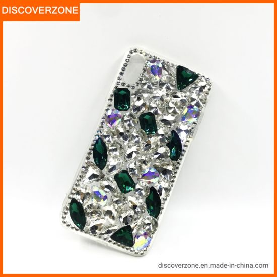 Fashion Accessories Pmpa Light Crystal Cellphone Cover Diamond Phone Case