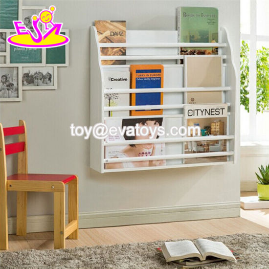 Customize Wall Mounted Wooden Children Bedroom Storage with High Quality  W08c243